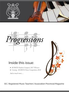 Progressions Magazine screenshot 5