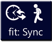 fit:Sync - Alarm Sync 4 fitbit icon