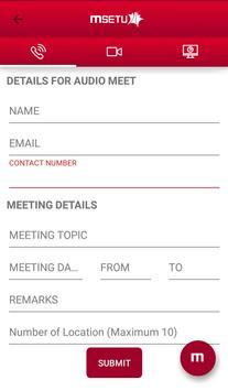 Mahindra MSETU – Executive screenshot 1