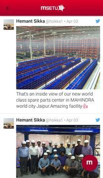 Mahindra MSETU – Executive screenshot 3