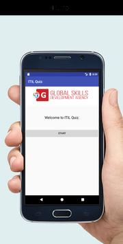ITIL Quiz poster