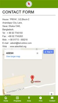 Adesh screenshot 4
