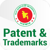 Patent Design and trademarks icon