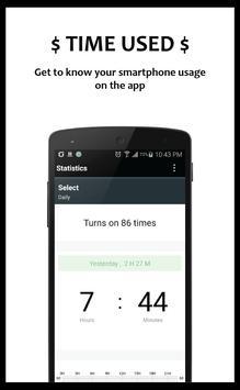 Time Used screenshot 2
