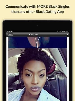 BDFF ♥ 100% Free Black Dating screenshot 6