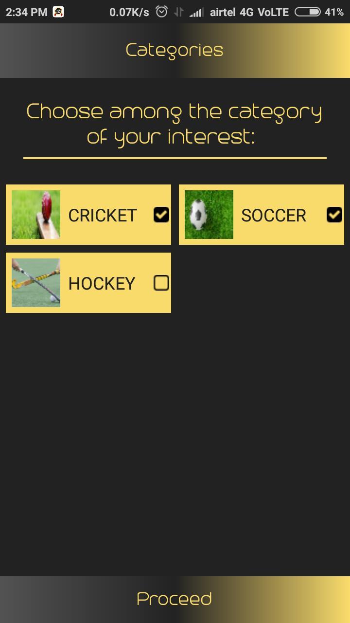 Sports betting quiz