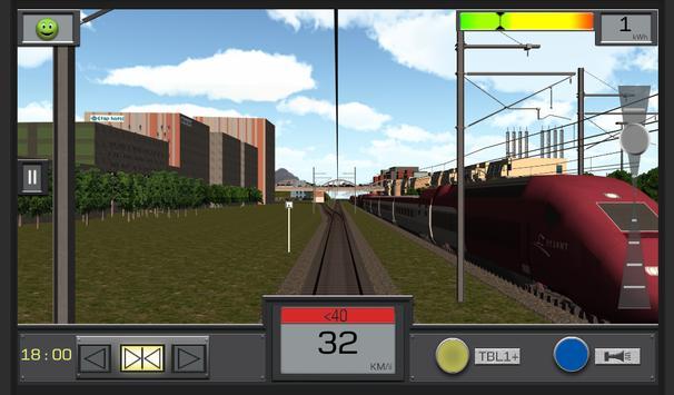 Train Simulator NL screenshot 6