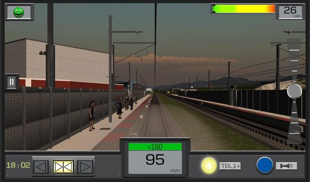 Train Simulator NL screenshot 9