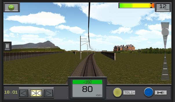 Train Simulator NL screenshot 12