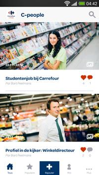 Carrefour Cpeople apk screenshot