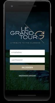 Le Grand Tour poster