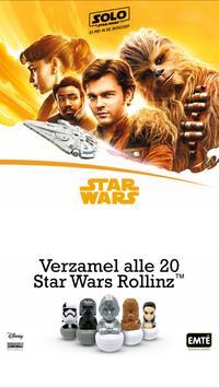 EMTÉ Rollinz poster