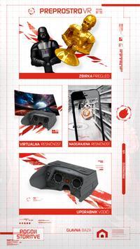 Preprosto VR poster