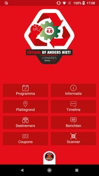 ABVV-Metaal Congres poster