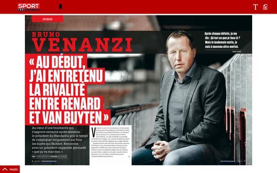 Sport/Footmagazine. screenshot 6