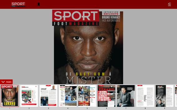 Sport/Footmagazine. apk screenshot