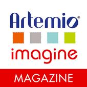 Artemio Imagine - DIY magazine icon