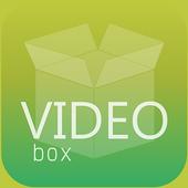 VIDEO box icon
