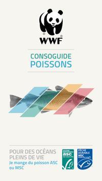 Consoguide poisson du WWF poster