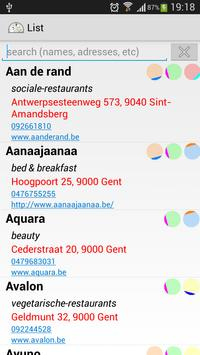 Ecoplan Gent apk screenshot