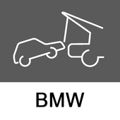 BMW Road Assist 24/7 icon