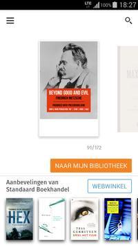 Standaard Boekhandel poster