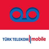 TURK TLKM Voicemail icon