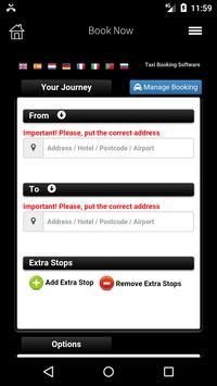Brussels Travel Cab screenshot 1