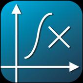 Grapher - Equation Plotter & Solver icon