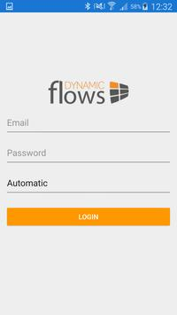 Dynamic Flows Mobile screenshot 1