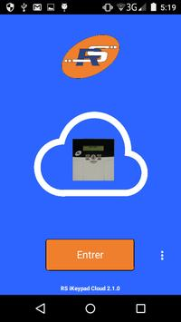 RS iKeypad Cloud poster