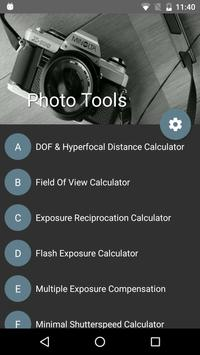 Photo Tools poster