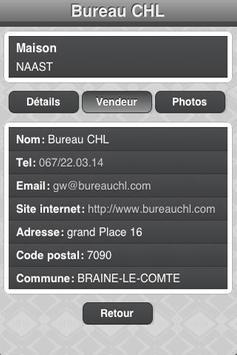 BUREAU CHL apk screenshot