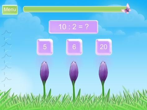 Multiplication Fairy screenshot 10