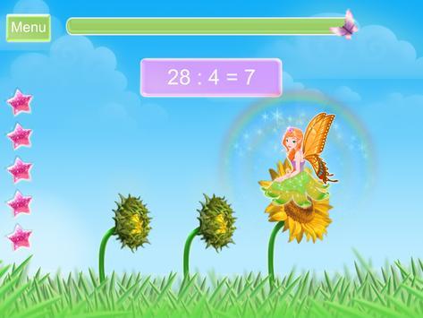 Multiplication Fairy screenshot 11