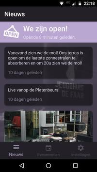 Jeugdhuis De Faar screenshot 2