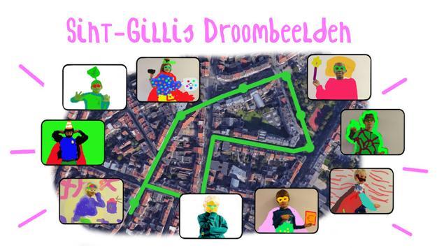 Sint-Gillis Droombeelden apk screenshot