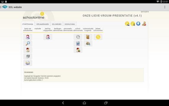 OLVP-SO, Sint-Niklaas apk screenshot