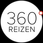 360° Reizen icon