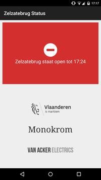 Zelzatebrug Status poster