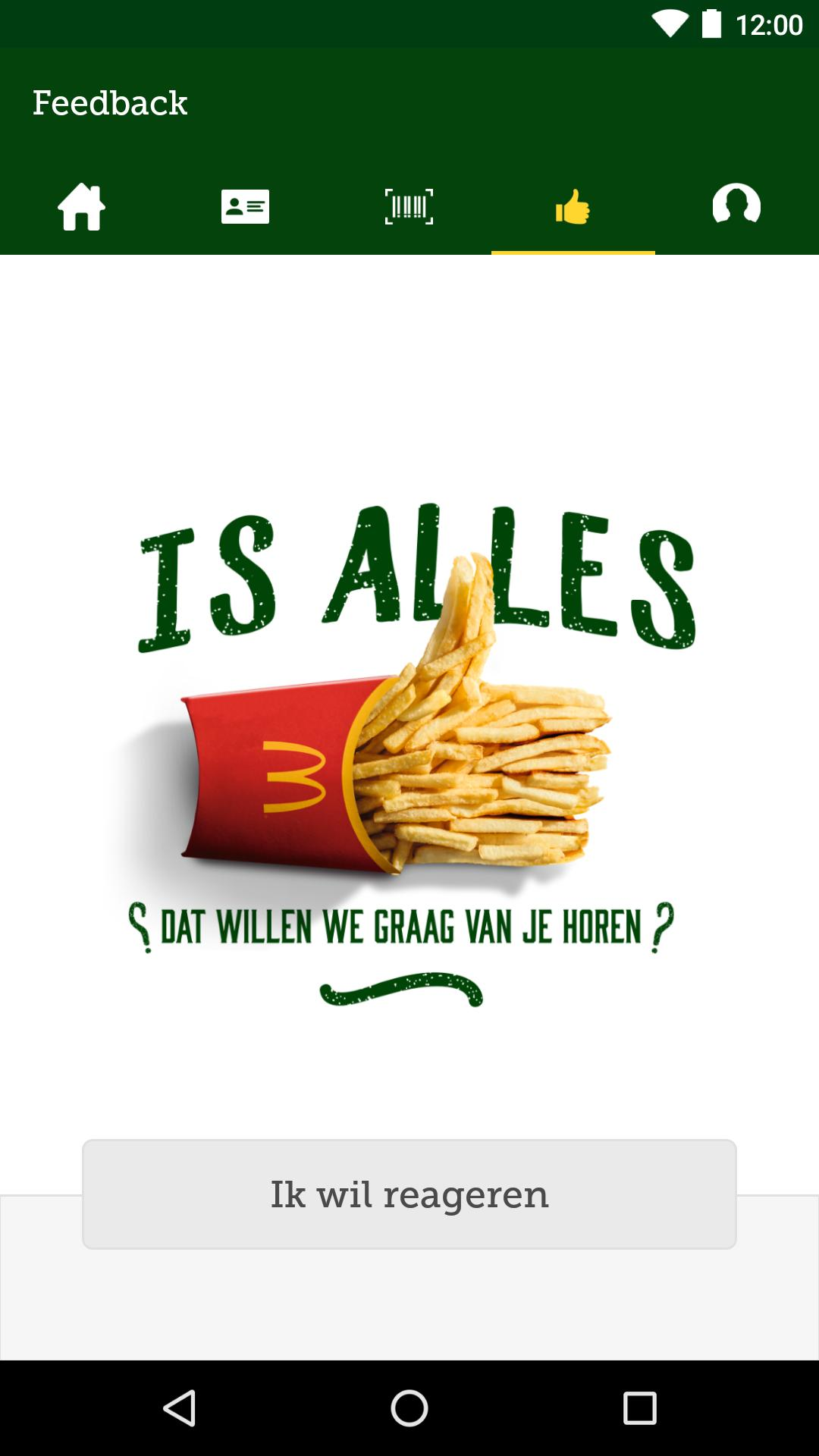 Mcdonalds Belgium For Android Apk Download