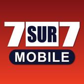 7sur7.be Mobile icon