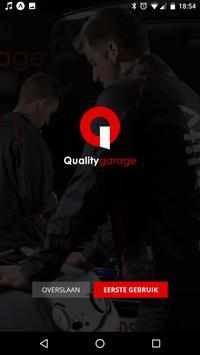 Q app poster