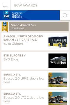 Busworld Europe apk screenshot