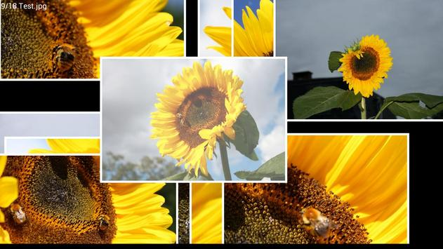 Digital Photo Frame Slideshow apk screenshot