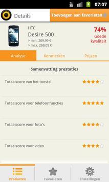 Koopwijzer apk screenshot