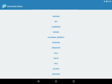 University News apk screenshot