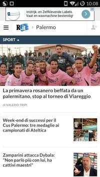 Giornale Sicilia apk screenshot