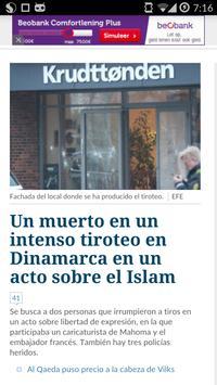 Periódicos España apk screenshot