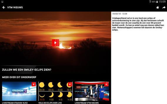 VTM NIEUWS apk screenshot